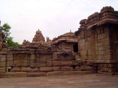 Peninsular India: Chalukya 3: Pattadakal picture 12