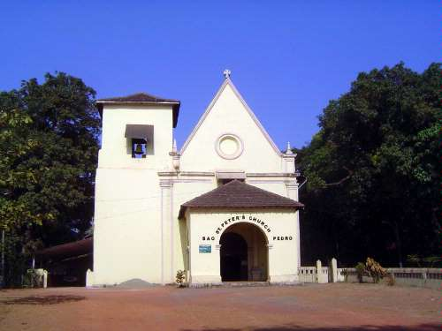 Peninsular India: Old Goa picture 48