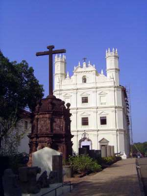 Peninsular India: Old Goa picture 33