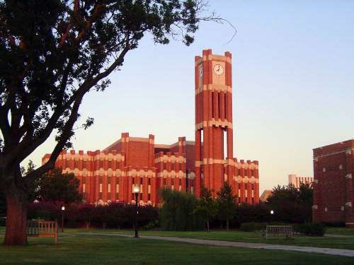 Oklahoma: University of Oklahoma Campus 2 picture 16