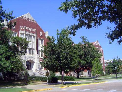 Oklahoma: University of Oklahoma Campus 2 picture 20