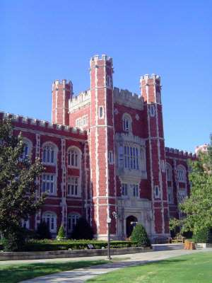 Oklahoma: University of Oklahoma Campus 1 picture 4