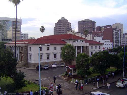 Zimbabwe: Harare picture 45