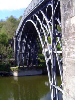 The United Kingdom: Ironbridge