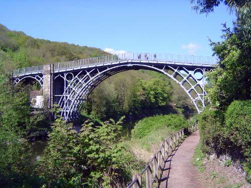 The United Kingdom: Ironbridge picture 3