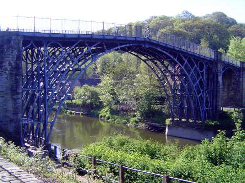 The United Kingdom: Ironbridge picture 5