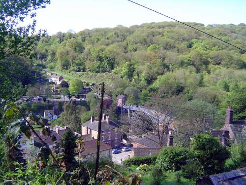The United Kingdom: Ironbridge picture 2
