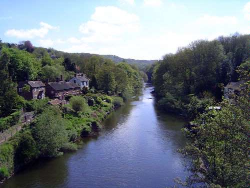 The United Kingdom: Ironbridge picture 1
