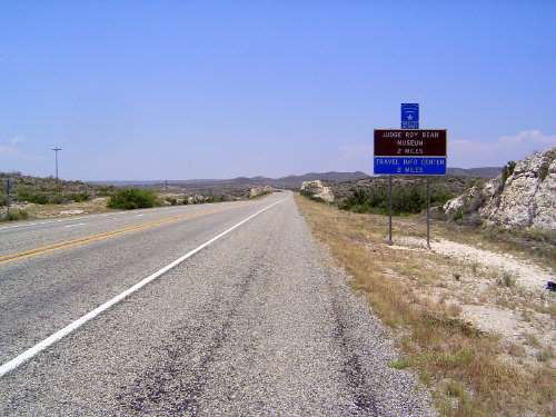 The Western United States: Big Bend picture 13