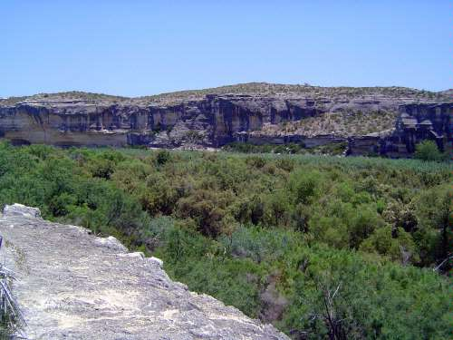 The Western United States: Big Bend picture 17