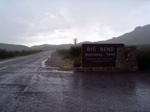 The Western United States: Big Bend picture 26