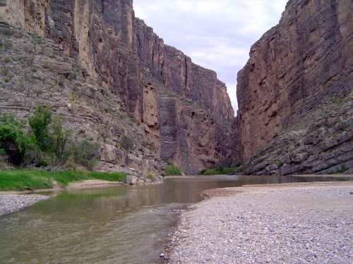 The Western United States: Big Bend picture 43