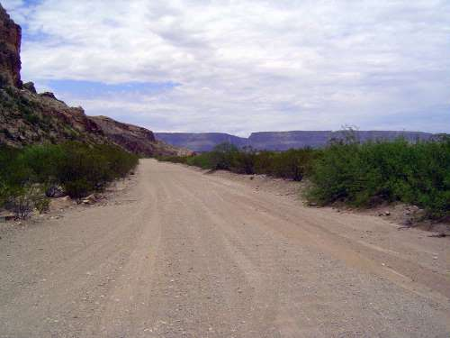 The Western United States: Big Bend picture 44