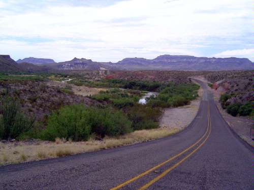 The Western United States: Big Bend picture 53