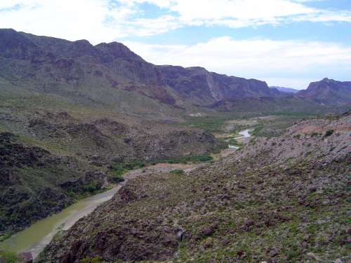 The Western United States: Big Bend picture 55
