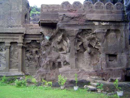 Peninsular India: Ellora (Hindu) picture 3
