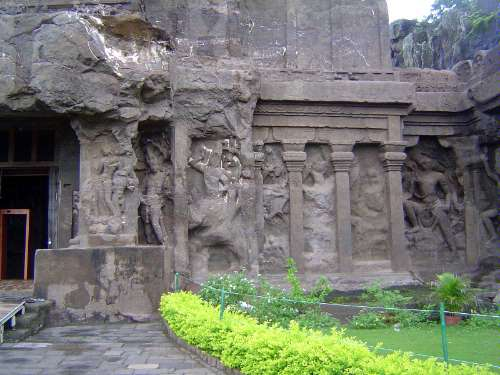Peninsular India: Ellora (Hindu) picture 4