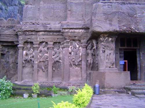 Peninsular India: Ellora (Hindu) picture 5