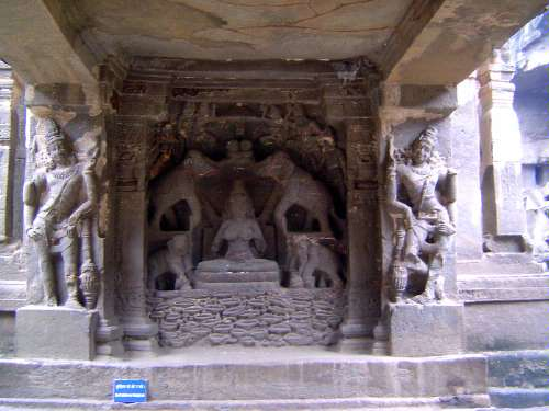 Peninsular India: Ellora (Hindu) picture 7