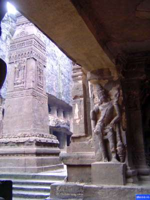 Peninsular India: Ellora (Hindu) picture 8