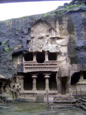 Peninsular India: Ellora (Hindu) picture 9