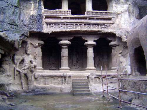 Peninsular India: Ellora (Hindu) picture 10