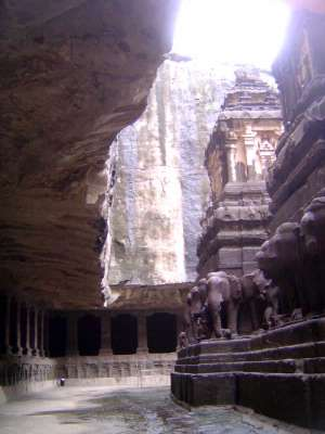 Peninsular India: Ellora (Hindu) picture 12