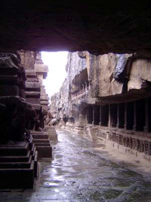 Peninsular India: Ellora (Hindu) picture 16