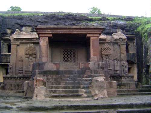 Peninsular India: Ellora (Hindu) picture 36