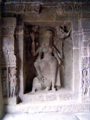 Peninsular India: Ellora (Hindu) picture 42