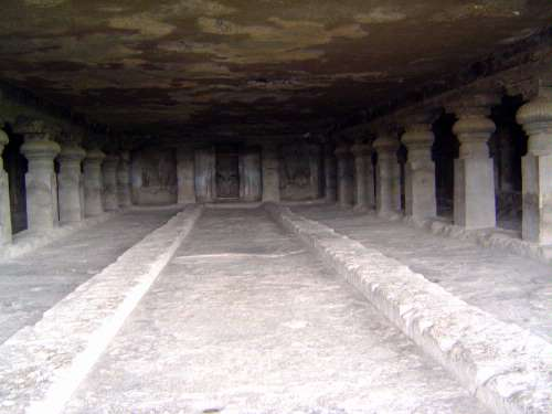 Peninsular India: Ellora (Buddhist) picture 4