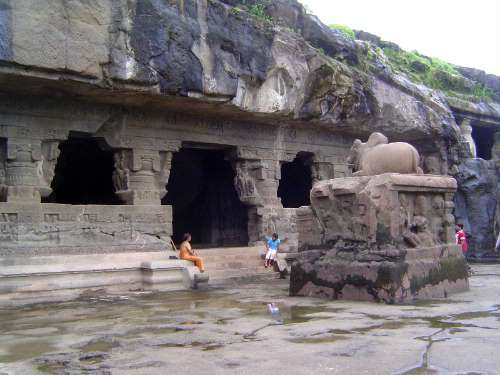 Peninsular India: Ellora (Hindu) picture 43