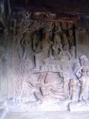 Peninsular India: Ellora (Hindu) picture 51
