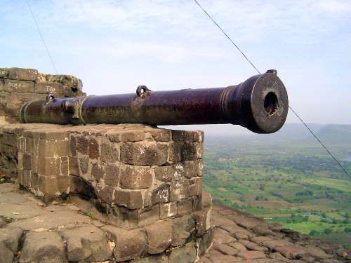 Peninsular India: Deogiri Fort