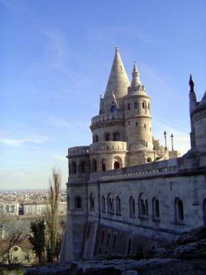 Hungary: Budapest's Castle District picture 12