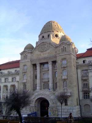 Hungary: Budapest's Castle District picture 3