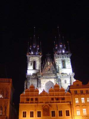 The Czech Republic: Prague