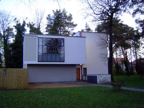 Germany: Dessau and the Bauhaus picture 14