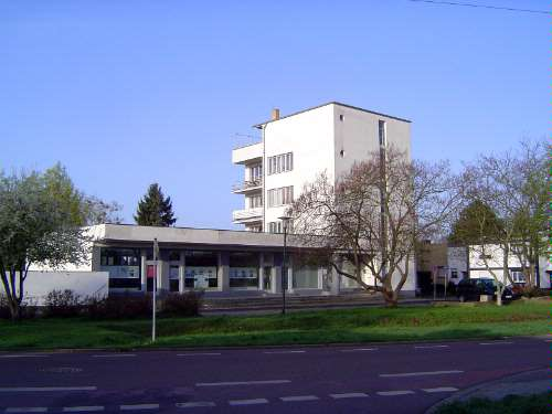 Germany: Dessau and the Bauhaus picture 16