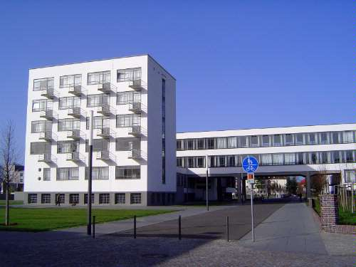 Germany: Dessau and the Bauhaus picture 6