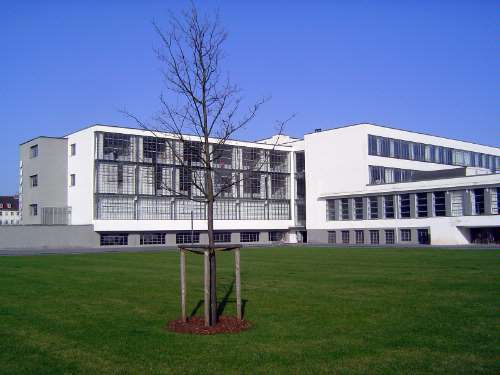 Germany: Dessau and the Bauhaus picture 8