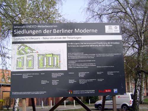 Germany: Berliner Moderne Housing Estates picture 37
