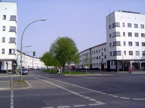 Germany: Berliner Moderne Housing Estates picture 43