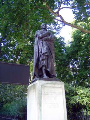 The United Kingdom: London 3: Memorials picture 31