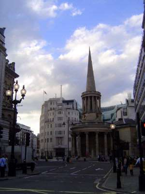 The United Kingdom: London 5: Churches picture 10