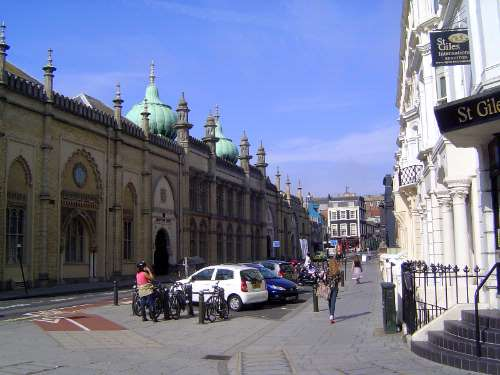 The United Kingdom: Brighton: the Royal Pavilion picture 12