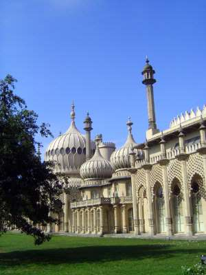 The United Kingdom: Brighton: the Royal Pavilion picture 5