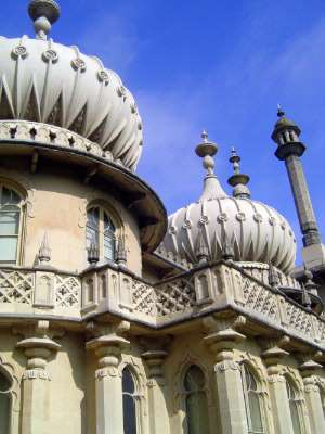 The United Kingdom: Brighton: the Royal Pavilion picture 7