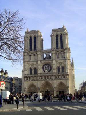France: Paris 1: Gothic picture 30