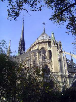 France: Paris 1: Gothic picture 37